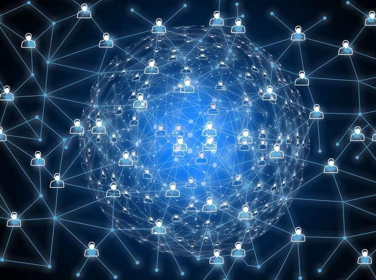A networking története
